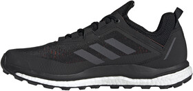 adidas TERREX Agravic Flow Buty Low Cut Mężczyźni, core blackgrey sixsolar orange